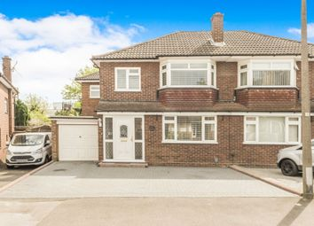 Thumbnail 4 bed semi-detached house for sale in Cillocks Close, Hoddesdon
