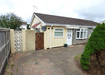 Thumbnail 2 bed semi-detached bungalow for sale in Lords Meadow View, Pembroke, Pembrokeshire