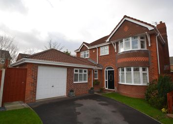 Thumbnail 4 bed detached house for sale in Cathrow Way, Thornton Cleveleys