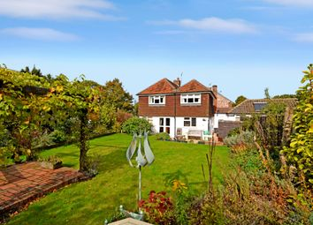 Thumbnail 5 bed detached house for sale in Hampstead Norreys Road, Hermitage, Thatcham