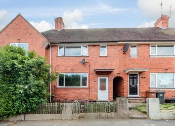 Thumbnail 2 bedroom terraced house for sale in Whiston Road, Northampton, Northamptonshire