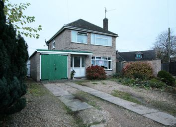 Thumbnail 3 bed detached house for sale in Greenrigg Gardens, Spalding