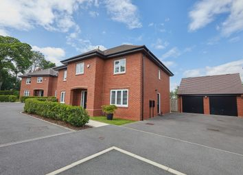 Thumbnail 5 bed detached house for sale in Spire Close, Ashbourne