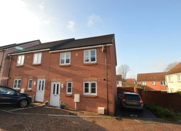 Thumbnail 3 bed semi-detached house for sale in Vetch Place, Newton Abbot, Devon