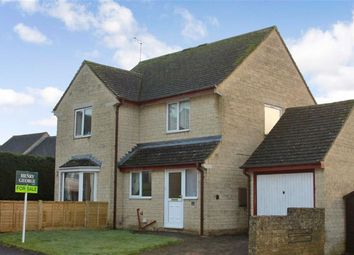 Thumbnail 2 bedroom semi-detached house for sale in Longtree Close, Tetbury