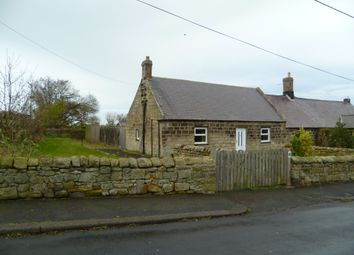 Thumbnail 1 bed semi-detached bungalow for sale in North Side, Shilbottle, Alnwick
