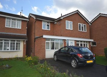 Thumbnail 3 bed detached house for sale in Rydal Mount, Coppenhall, Crewe