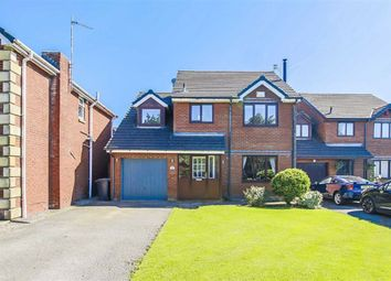 Thumbnail 4 bed detached house for sale in Brantwood, Accrington, Lancashire