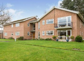 Thumbnail 2 bed flat for sale in Mere Court, Sandbach Road North, Stoke-On-Trent, Cheshire