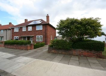 Thumbnail 3 bedroom semi-detached house for sale in Portrush Close, Saltersgill, Middlesbrough