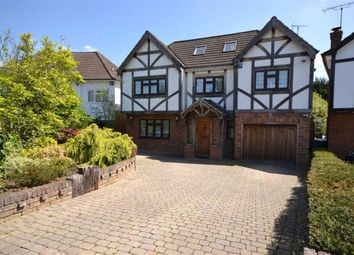 Thumbnail 6 bedroom detached house to rent in Parkgate Avenue, Hadley Wood, Hertfordshire