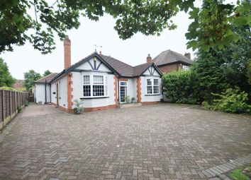 Thumbnail 5 bed detached bungalow for sale in Lincoln Road, North Hykeham, Lincoln