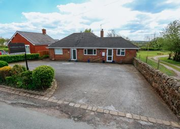 Thumbnail 3 bed detached house for sale in Belmont Road, Ipstones, Stoke-On-Trent