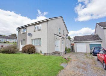 Thumbnail 1 bed semi-detached house for sale in Craigard Place, Inverness, Inverness-Shire