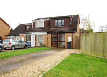 Thumbnail 2 bed end terrace house to rent in Harvest Way, Quedgeley, Gloucester