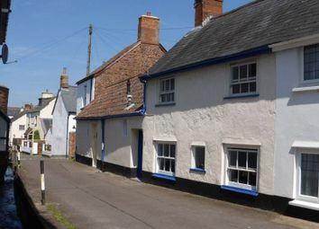 Thumbnail 2 bed terraced house for sale in Brook Gardens, Lower Street, Withycombe, Minehead