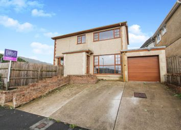 Thumbnail 3 bed detached house for sale in Elmwood Drive, Neath