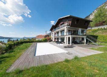 Thumbnail Detached house for sale in Lake Annecy East Side, Veyrier-Du-Lac, Annecy-Le-Vieux, Annecy, Haute-Savoie, Rhône-Alpes, France