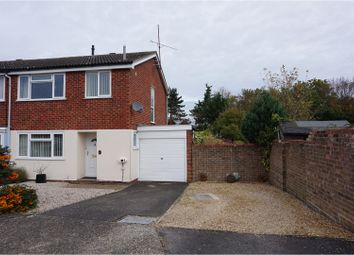 Thumbnail 3 bed semi-detached house for sale in Bury Hill, Woodbridge
