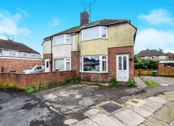 Thumbnail 3 bed semi-detached house for sale in Corinne Grove, Spalding