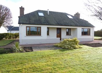 Thumbnail 5 bedroom detached house for sale in Main Road, Guildtown, Perthshire