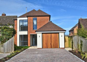 Thumbnail 4 bed detached house for sale in Grove Road, Harwell, Didcot