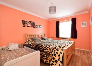 Thumbnail 2 bed flat for sale in Overton Drive, Chadwell Heath, Essex