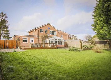 Thumbnail 4 bed detached house for sale in Kemple View, Clitheroe, Lancashire