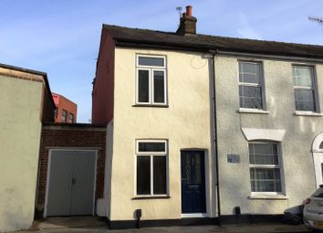 Thumbnail 1 bed end terrace house for sale in Burnham Street, Norbiton, Kingston Upon Thames