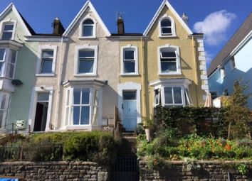Thumbnail 4 bed terraced house to rent in Devon Terrace, Ffynone Road, Uplands, Swansea