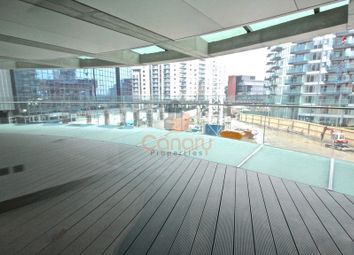Thumbnail 2 bedroom flat to rent in Arena Tower, Canary Wharf