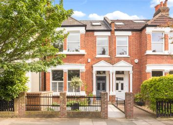 Thumbnail 4 bed terraced house for sale in Beaumont Avenue, Richmond, Surrey
