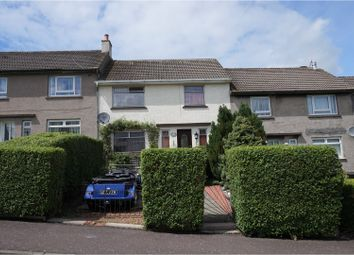 Thumbnail 3 bed terraced house for sale in Lanehead Terrace, New Cumnock