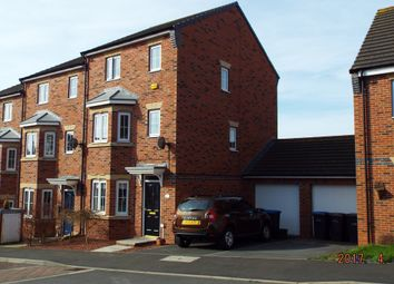 Thumbnail 3 bed town house for sale in Deepdale Drive, Consett, County Durham