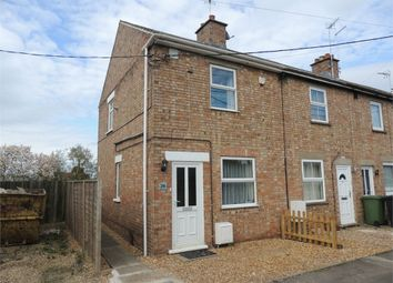 Thumbnail 3 bed end terrace house for sale in Hawthorn Road, Emneth, Wisbech