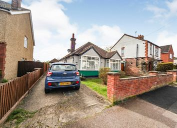 Thumbnail 4 bed detached bungalow for sale in Lothair Road, Luton