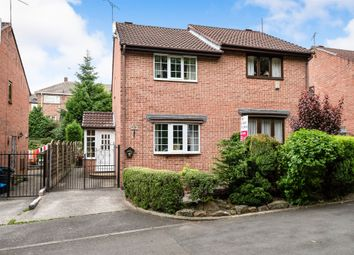 Thumbnail 2 bed semi-detached house for sale in Bramley Park Close, Sheffield