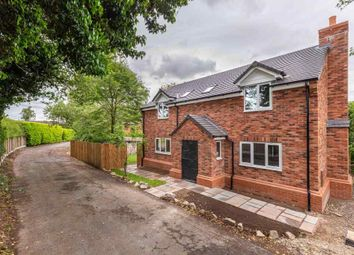 Thumbnail 4 bed detached house for sale in Buttertons Lane, Oakhanger, Crewe