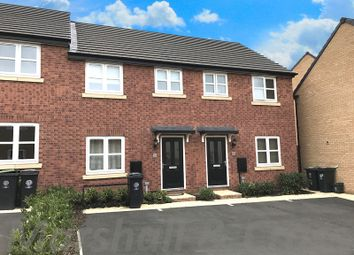 Thumbnail 3 bedroom terraced house to rent in Blackcurrant Grove, Higham Ferrers, Rushden, Northamptonshire.