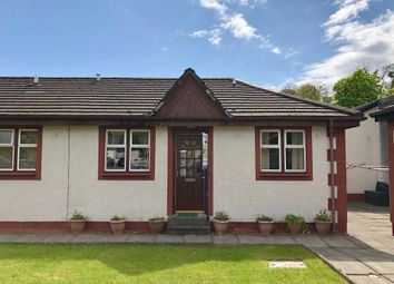 Thumbnail 2 bed bungalow for sale in Cumloden Mews, Minnigaff, Newton Stewart