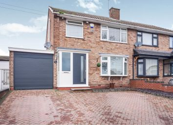 Thumbnail 3 bed semi-detached house for sale in Lammermoor Avenue, Great Barr