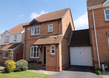 Thumbnail 3 bed link-detached house for sale in Westmoor Close, Plympton, Plymouth