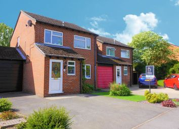 Thumbnail 3 bed link-detached house for sale in Balmoral Road, Didcot