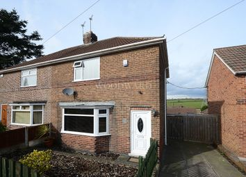 Thumbnail 2 bed semi-detached house to rent in Kirkman Road, Loscoe, Heanor