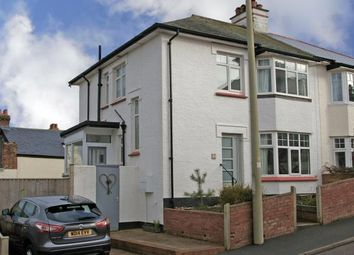 Thumbnail 3 bedroom semi-detached house for sale in Budleigh Salterton, Devon