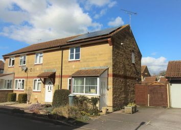 Thumbnail 2 bed semi-detached house for sale in Ladymeade, Ilminster