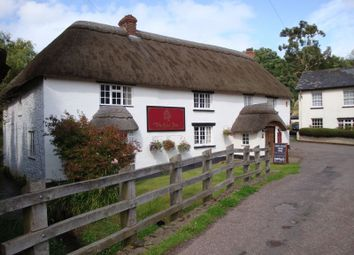 Thumbnail Pub/bar for sale in Coleford, Crediton