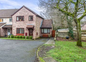 Thumbnail 3 bedroom detached house for sale in Heol Y Waun, Pontlliw, Swansea