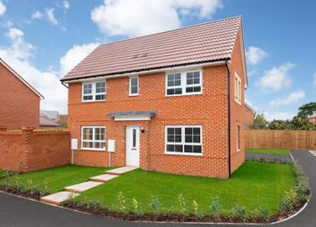 "Thumbnail 3 bed detached house for sale in ""Ennerdale"" at Fleece Lane, Nuneaton"