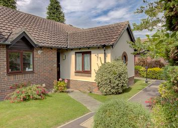 Thumbnail 2 bedroom terraced bungalow for sale in St. Nicholas Court, Lindfield, Haywards Heath